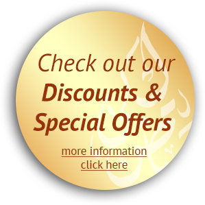Check out our spcial offers